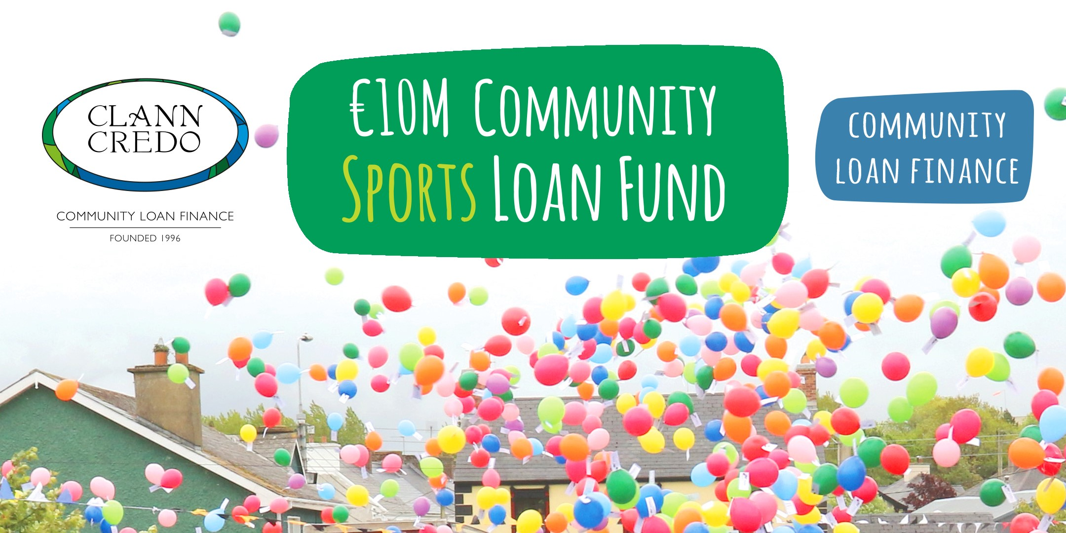 €10m Community Sports Loan Fund Launch and Seminar